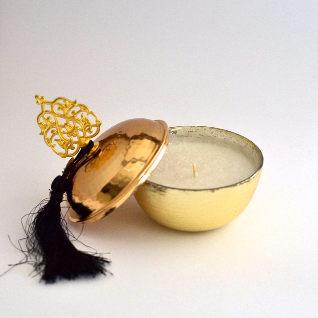 Turkish Candle with tassle