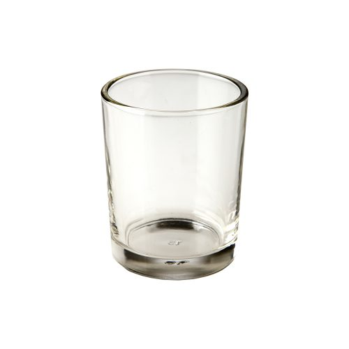 votive candle glass holder