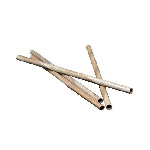 Palm Leaf Straws